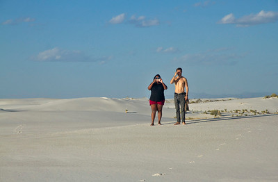 White Sands Monument State Park