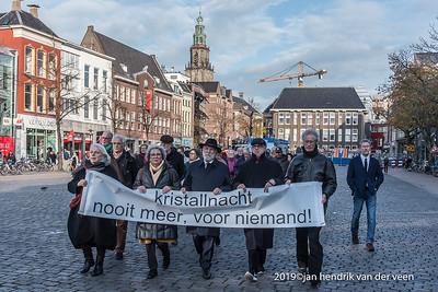 Herdenken-Kristallnacht 2019 Centrum