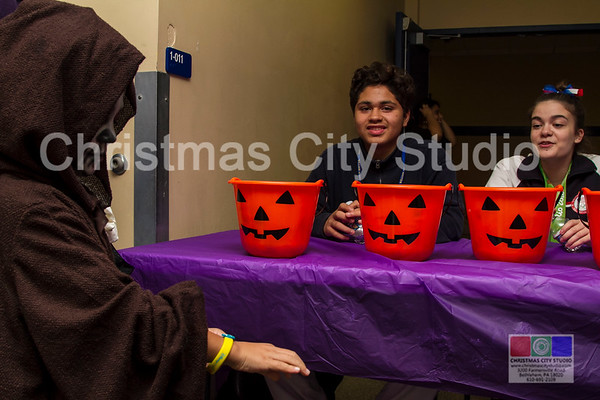 10/27/16 WAHS Trick or Treat Night
