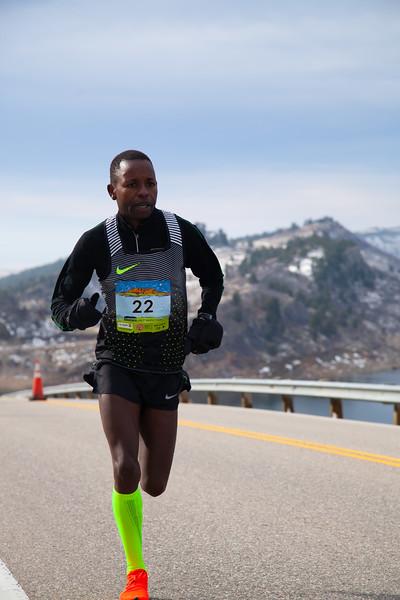 2019 Horsetooth Half Marathon