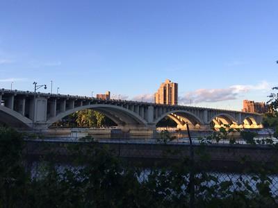 Downtown Minneapolis Scenic Riverfront