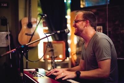 Jesse Correll @ Vagabond Cafe, 7/27/12