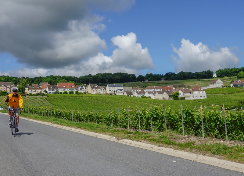 Reims to Châlons en Champagne