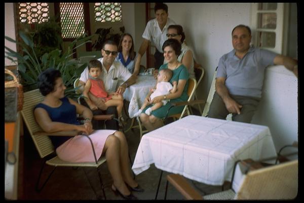 3.7.1967 - Casa Familia Alho