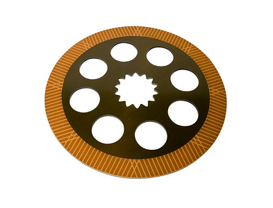 MASSEY FERGUSON 3670 3690 SERIES REAR BRAKE FRICTION DISC 343MM DIA 14T