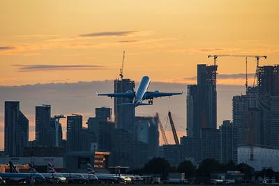 London City Airport - 2019