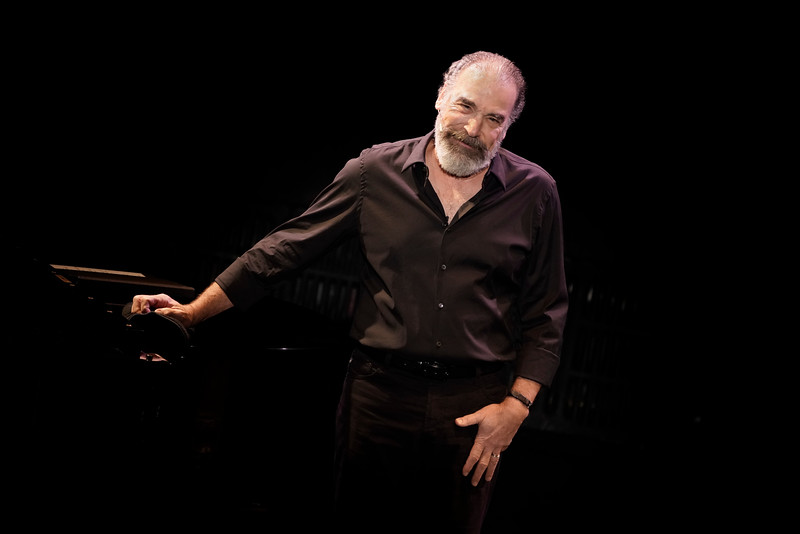 Mandy Patinkin in Concert: Diaries with Adam Ben-David on Piano