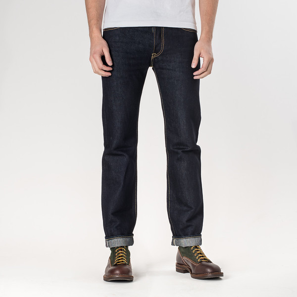 IH-666S-PD - Indigo 18oz Money Denim Slim Cut-6515.jpg