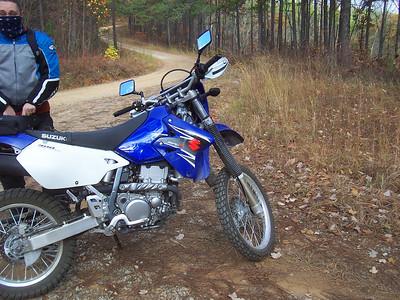 Talladega National Forest Ride 21 Nov 2010