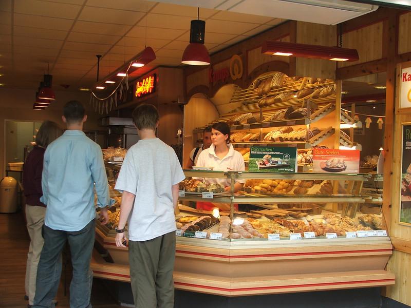 Bakery in Hamburg