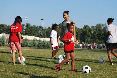 Sporty Girls Clinic 2012