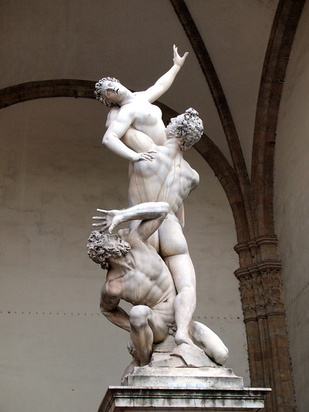 Statue in Florence