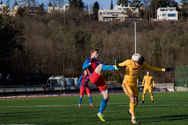 U21: Dukla - Plzeň 4:1