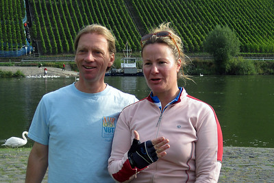 Moselle River 2012