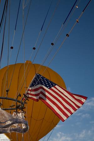 Albuquerque Balloon Fiesta 2007 -- Gas Balloons