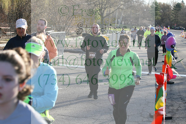 Martian Invasion of Races 13 Apr 2019 Finish 8:34-8:45am