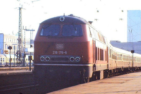 218 176, Hamburg Altona, 24th February 1990.