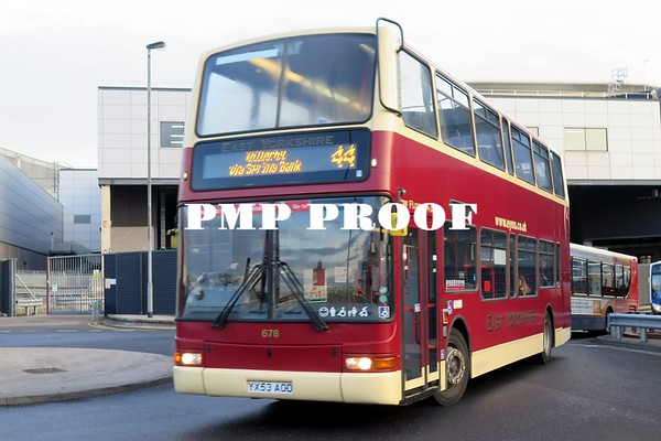HULL BUSES JAN 2017