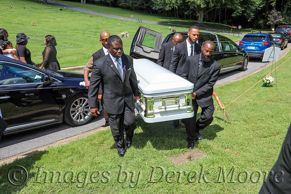 Interment for Mrs. Erma Louise McBorrough Kla-Williams