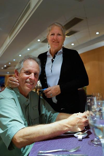 Howard and Gail Venger