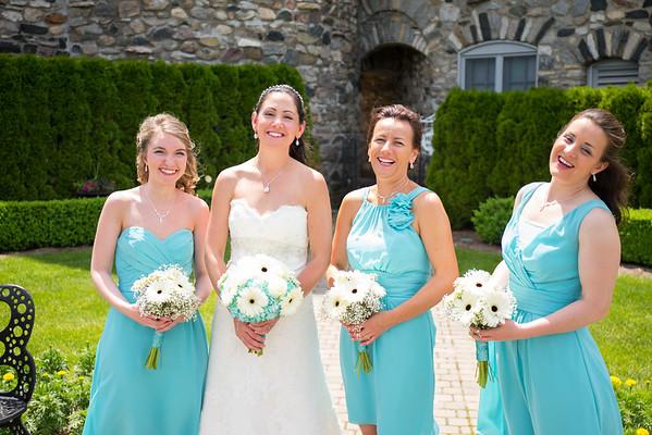 Amy + Simon Castle Farms Wedding Photography