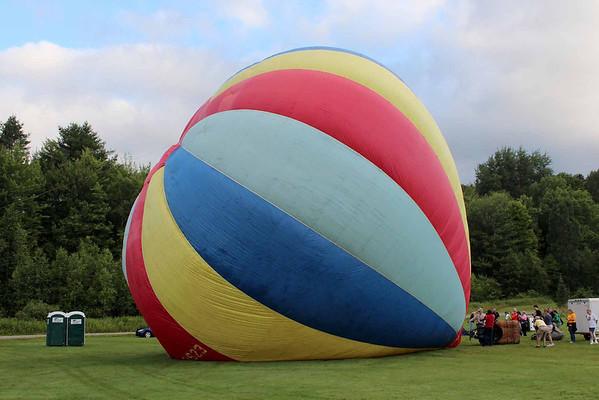 Stoweflake Hot Air Balloon Festival 2011