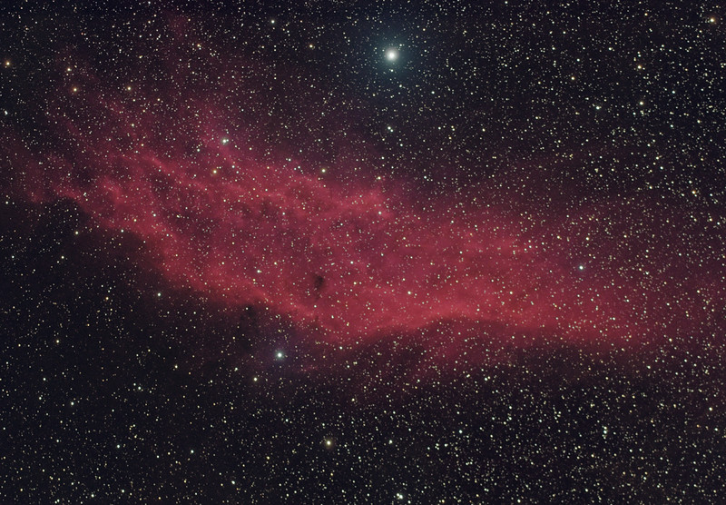 NGC 1499, California Nebula
