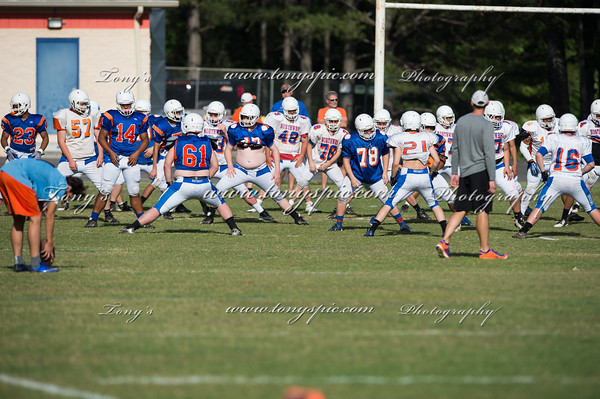 Blue and Orange Game 13 May 2016