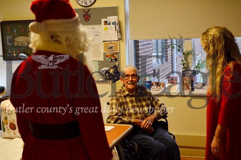 Elmer Glenn, 95