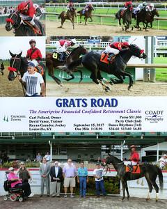 GRATS ROAD - 9/15/2017