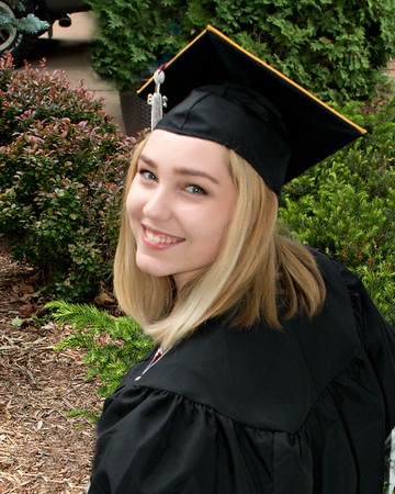 Claire Graduation
