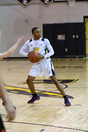 20180202_Rockville v Richard Montgomery Boys Basketball