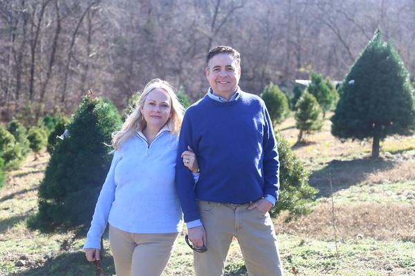 Dad and Mama C Portraits