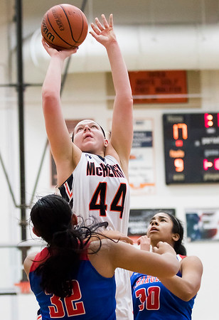 20180127 - Girls basketball Dundee-Crown Vs. McHenry (SN)