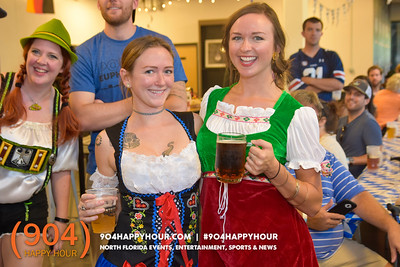 2nd Annual Oktoberfest @ Intuition Ale Works - 9.23.17