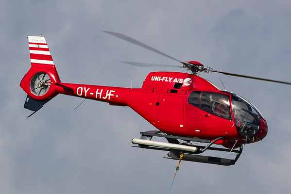 OY-HJF - Eurocopter AC120B Colibri