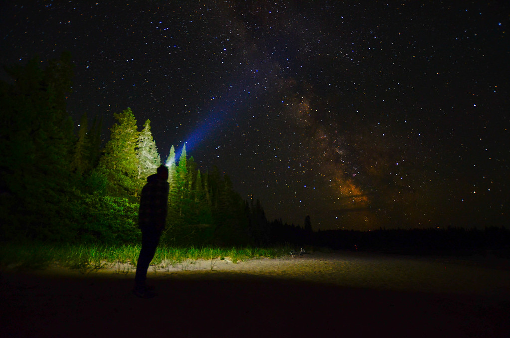 Dark Sky Preserves in Ontario