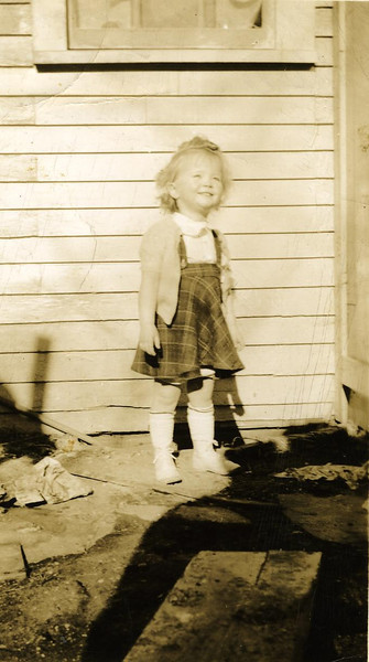 Jeanette, age 3