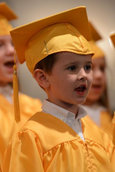 Kindergarten Graduation 2014-05-29