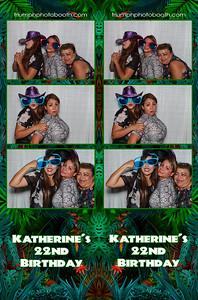 7/3/21 - Katherine's 22nd Birthday