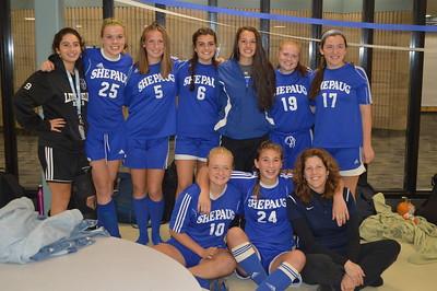 Shepaug Girls Soccer 2018