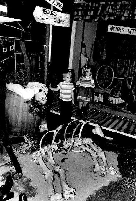 . 1979: Unidentified haunted house. (Mercury News)
