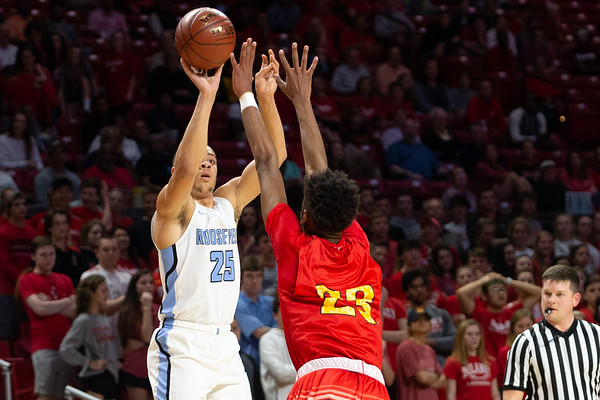 High school basketball: Roosevelt vs. Dulaney