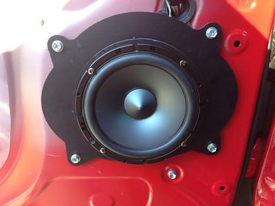 2013 Toyota Tundra Crewmax Front Speaker Installation - USA