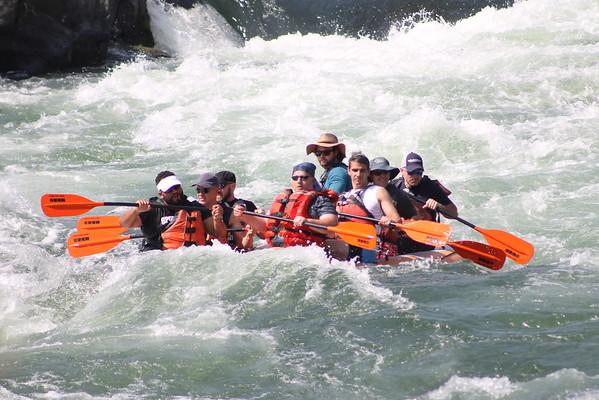2018 Rafting