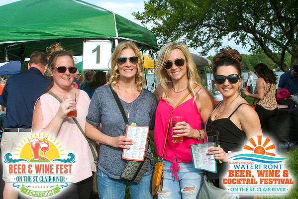 St. Clair Waterfront Beer, Wine & Cocktail Festival 2019