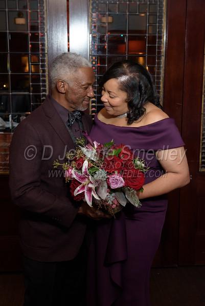 Dennis and Renee' Wedding 01/2020