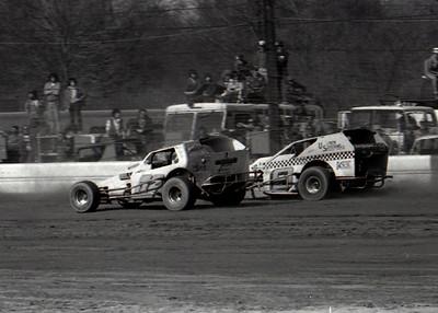Bridgeport Speedway 1985