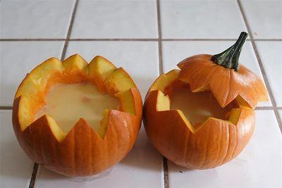 Pumpkin Stew?!