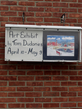 """""""Here and There, Now and Then"""". Art and photogharphy exhibit, Apr 10 - May 9, 2013"""